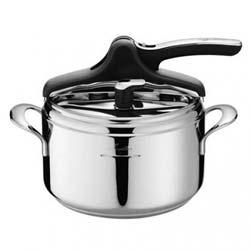 koken met een snelkookpan